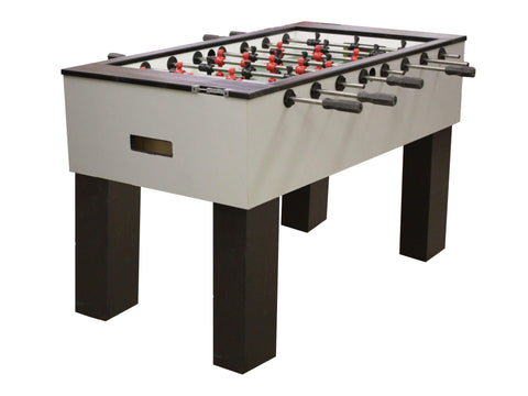 "Performance Games Sure Shot IS Black Legs Foosball Table 56"" - Game Tables"