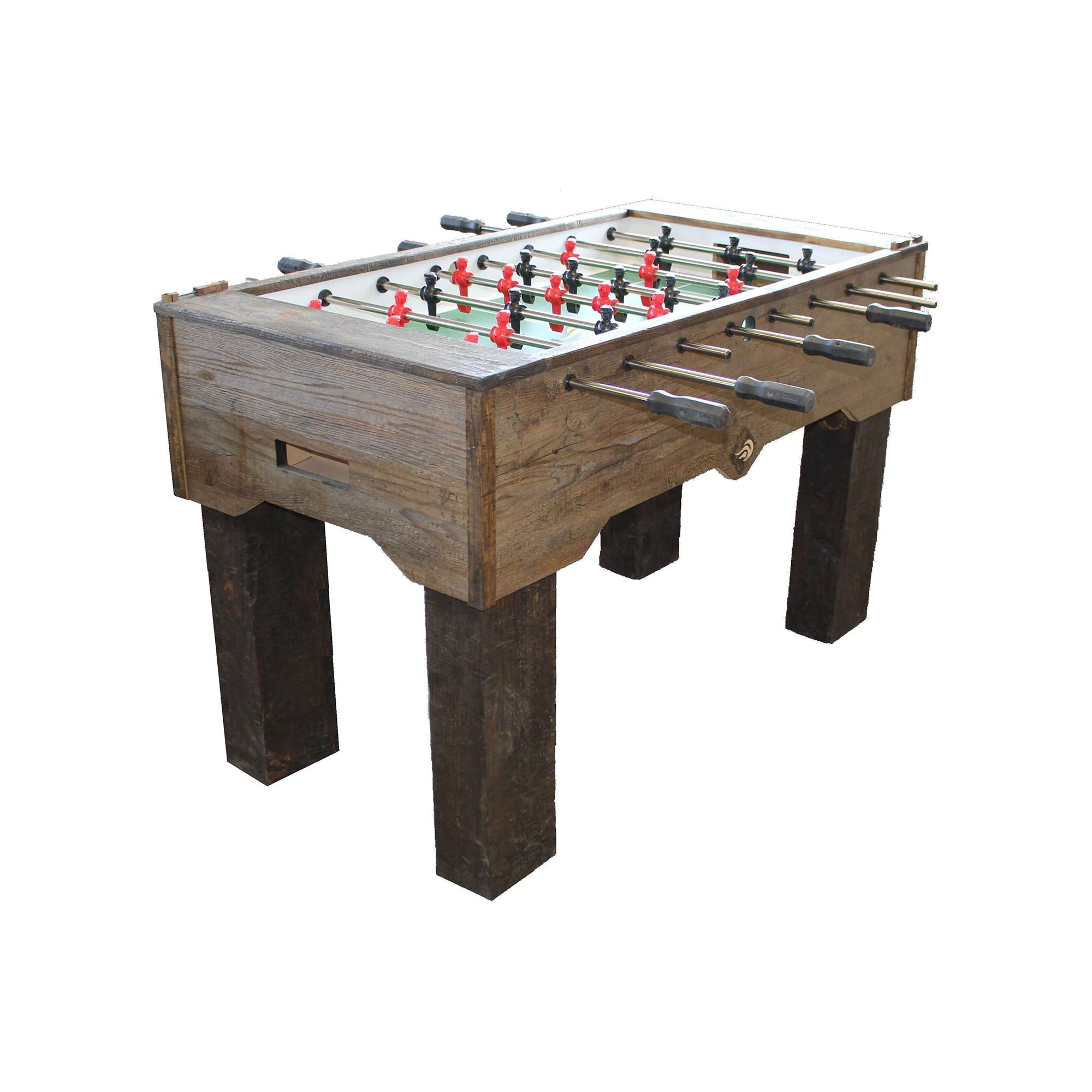 "Performance Games Sure Shot RL Pedestal Base Foosball Table 56"" - Gaming Blaze"