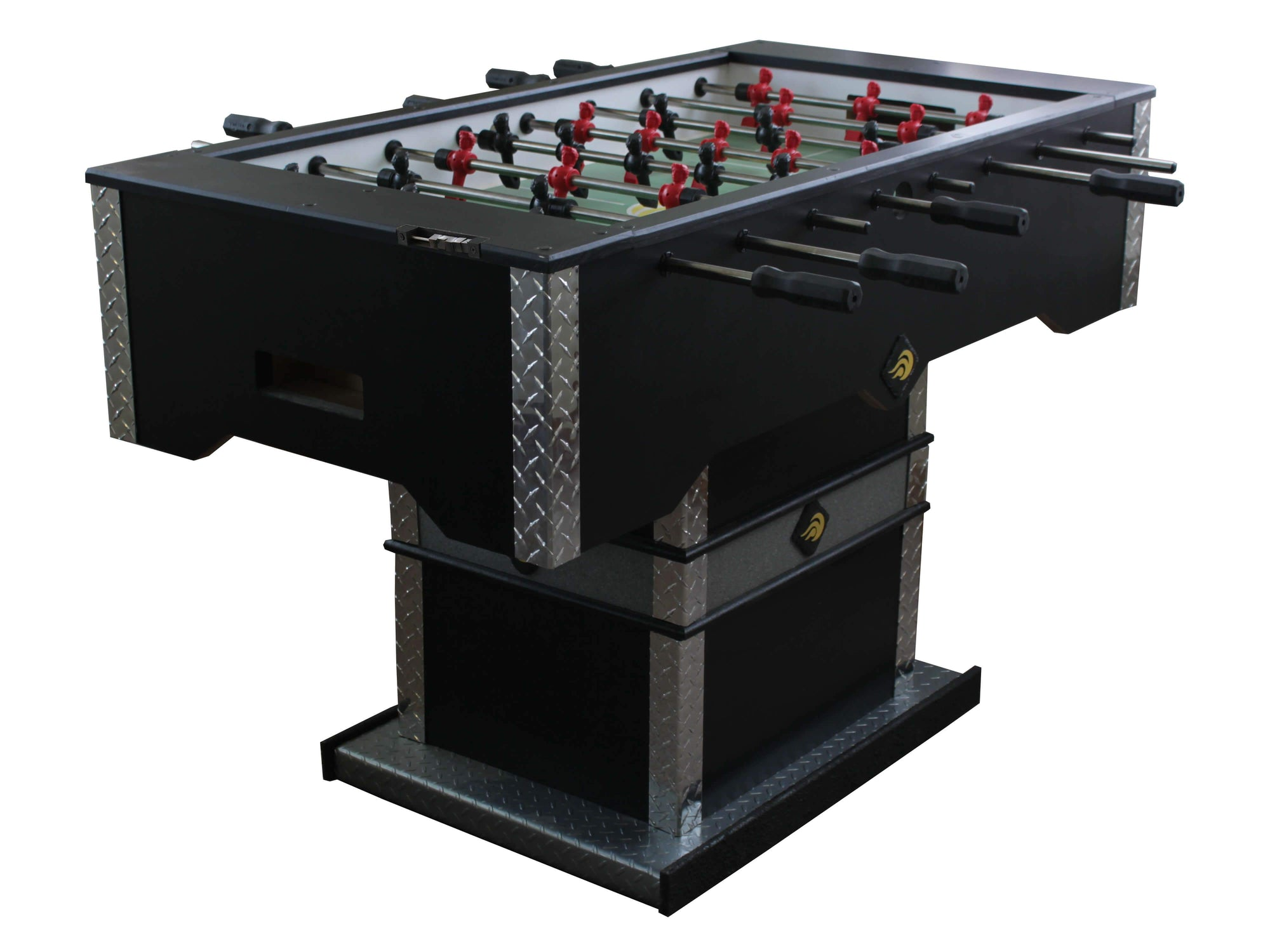 "Performance Games Sure Shot RS Pedestal Base Foosball Table 56"" - Gaming Blaze"