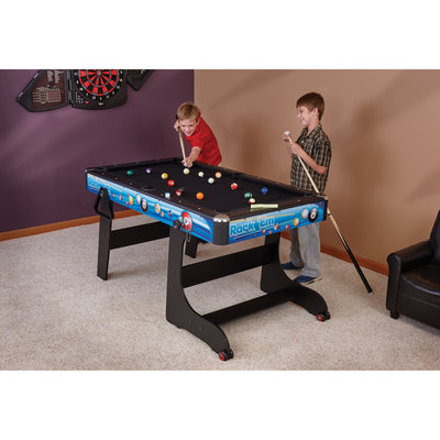 Fat Cat Stormstrike 5ft Pool Table - Gaming Blaze