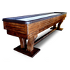 Hudson Torino Limited Edition Shuffleboard Table 9'-22' with Custom Stain Options - Gaming Blaze