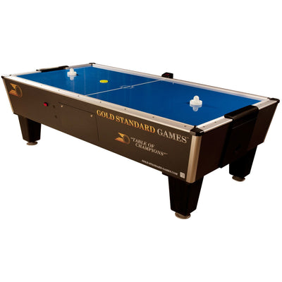 Gold Standard Games Tournament Pro 8ft Air Hockey Table - Gaming Blaze