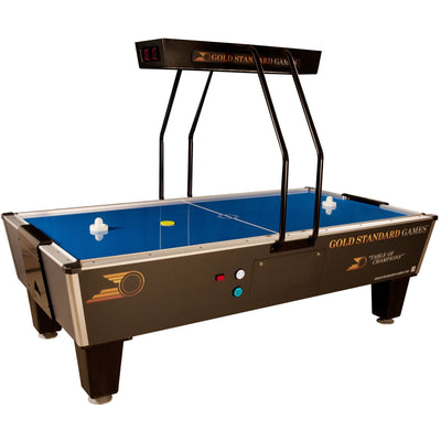 Gold Standard Games Tournament Pro Elite 8ft Air Hockey Table - Gaming Blaze