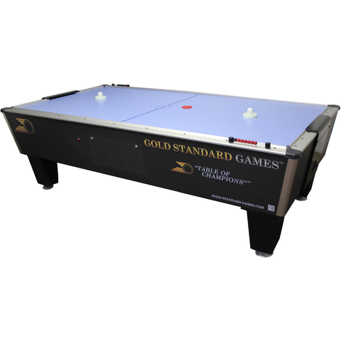 Gold Standard Games Tournament Ice 7ft Air Hockey Table - Game Tables