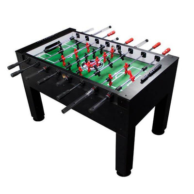 "Warrior Table Soccer Professional Black Light Foosball Table 56"" - Gaming Blaze"