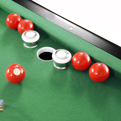 "Hathaway Renegade 54"" Slate Bumper Pool Table - Gaming Blaze"