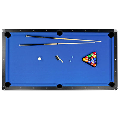 Hathaway Hustler 7ft Pool Table - Gaming Blaze
