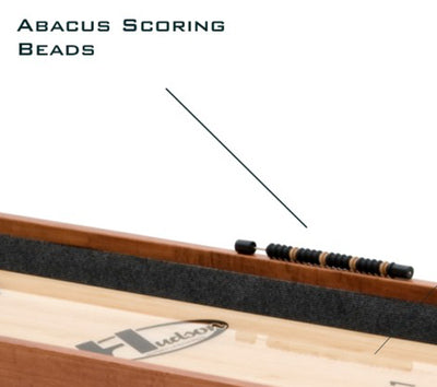 Hudson Shuffleboards Scoreboard Options - Gaming Blaze