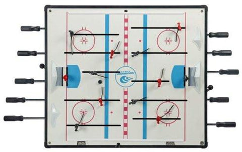 "Shelti Breakout Black Bubble Hockey Table Dome 52"" - Game Tables"