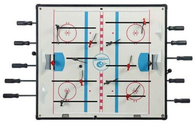 "Shelti Breakout Blue Bubble Hockey Table Dome 52"" - Gaming Blaze"
