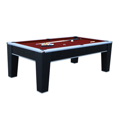 Hathaway Mirage 7.5ft Pool Table - Gaming Blaze