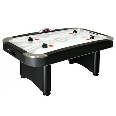 Hathaway Top Shelf 7ft Air Hockey Table with Electronic Scoring - Gaming Blaze