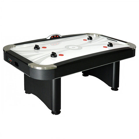 Hathaway Top Shelf 7ft Air Hockey Table with Electronic Scoring - Game Tables