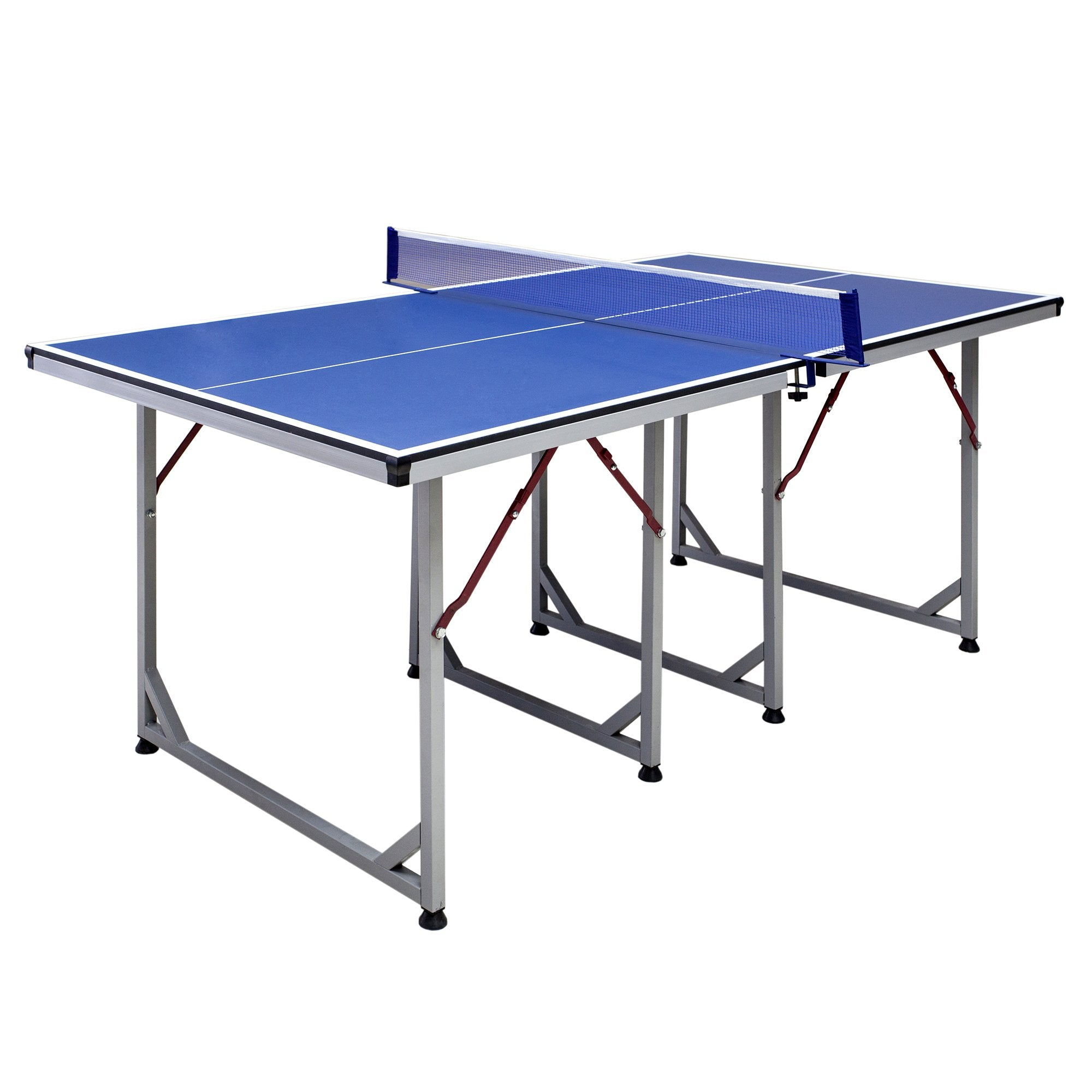 Hathaway Reflex 6ft Ping Pong Table Mid-sized - Gaming Blaze