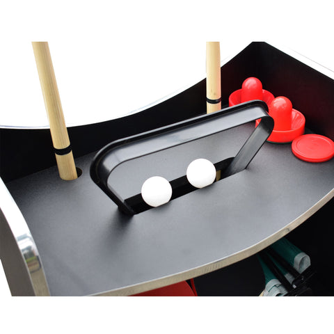 Hathaway Triple Threat 3 in 1 Multi Game Table 6ft - Game Tables