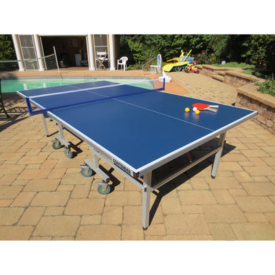 Hathaway Contender 9ft Outdoor Ping Pong Table - Gaming Blaze