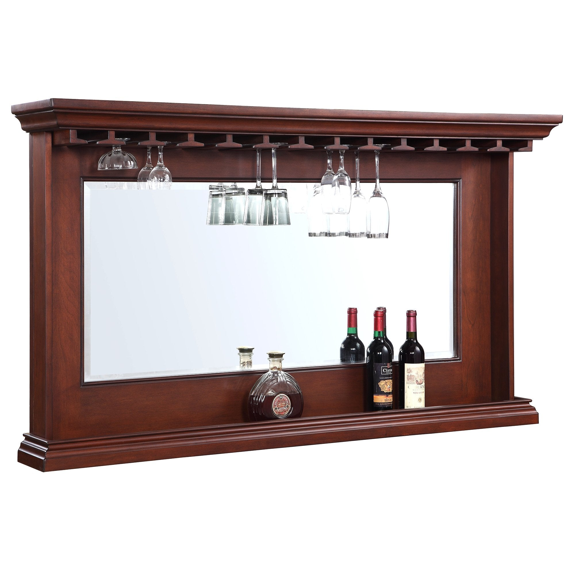 Hathaway Seville Back Bar Mirror - Gaming Blaze