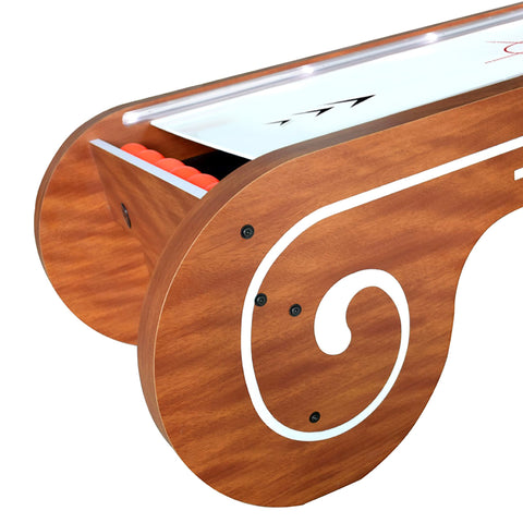 Hathaway Boardwalk Arcade 8ft Skee Ball Table - Game Tables