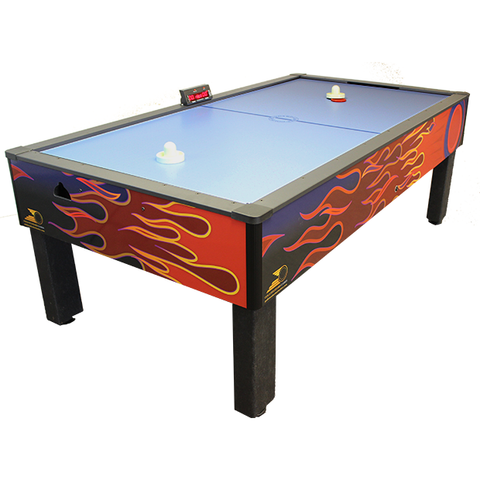 Gold Standard Games Home Pro Elite Arcade Style 7ft Air Hockey Table - Game Tables