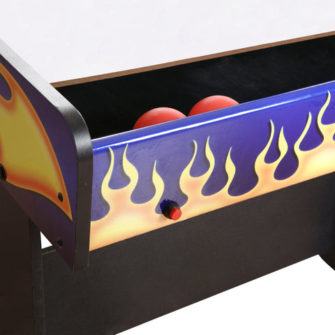 Image of Hathaway Hot Shot Arcade 8ft Skee Ball Table - Game Tables