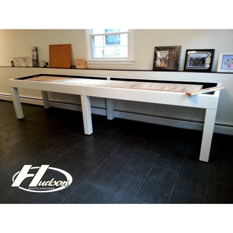 Hudson Shuffleboards Metro Shuffleboard Table - Game Tables
