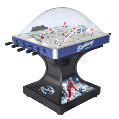 Hathaway Breakaway Dome Bubble Hockey Table - Gaming Blaze