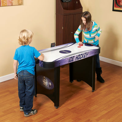 Hathaway Hat Trick 4ft Air Hockey Table - Gaming Blaze