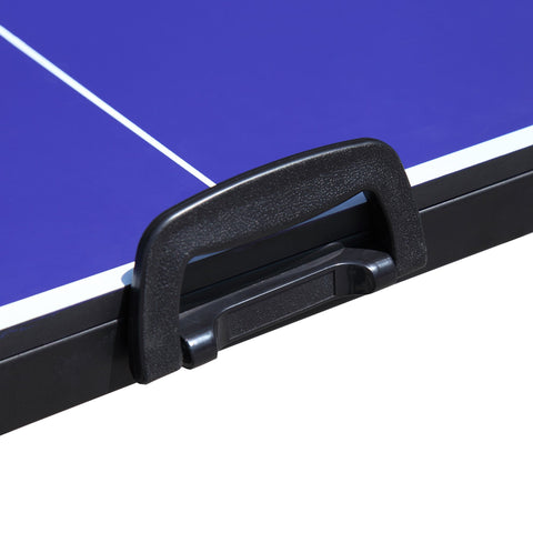 Hathaway Crossover 5ft Portable Ping Pong Table - Game Tables