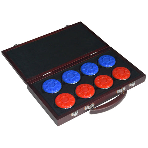 Image of Hathaway Pro Series Shuffleboard Pucks Set - Game Tables