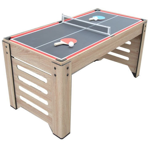 "Hathaway Madison 6 in 1 Multi Game Table 54"" - Game Tables"
