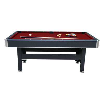 Hathaway Spartan 6ft Multi Game Table 2 in 1 - Gaming Blaze