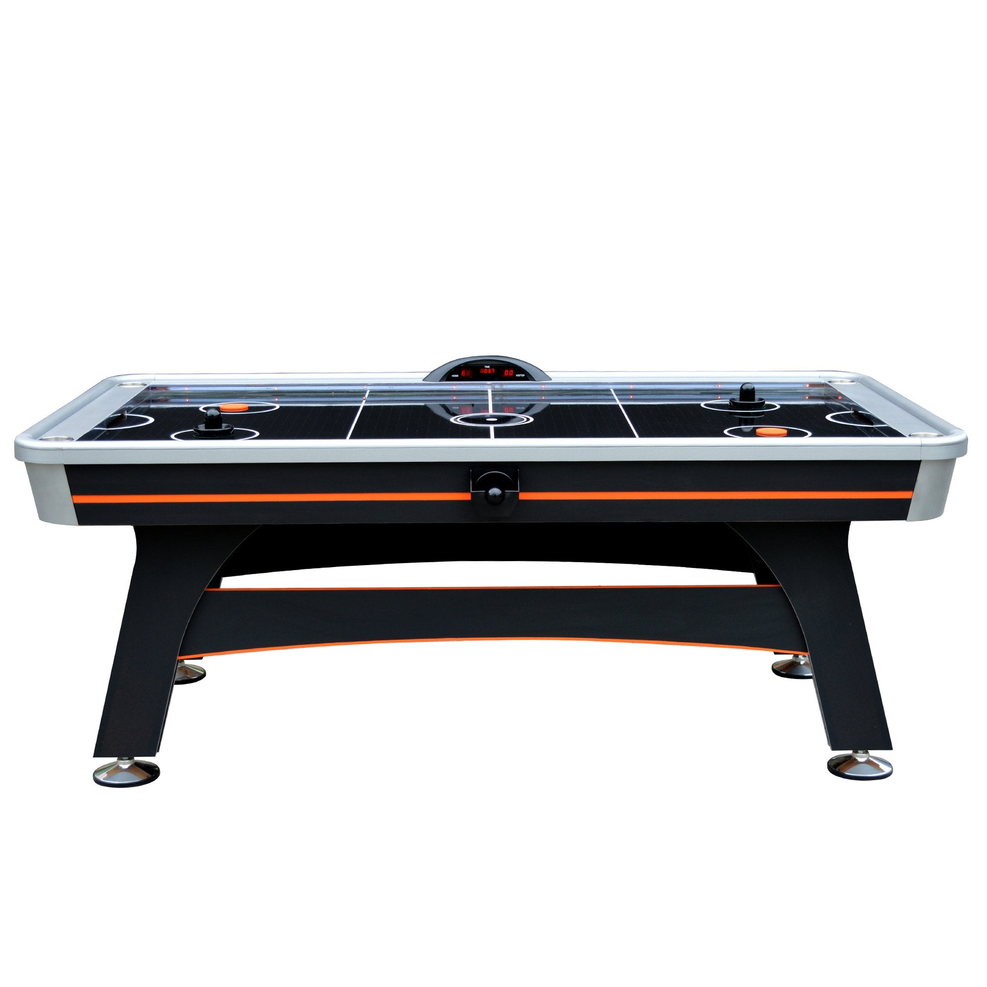 Hathaway Trailblazer 7ft Air Hockey Table - Gaming Blaze