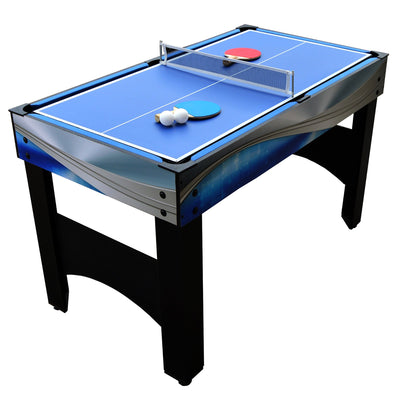 "Hathaway Matrix 7 in 1 Multi Game Table 54"" - Gaming Blaze"