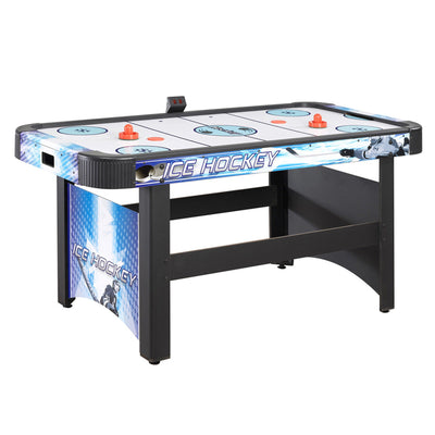 Hathaway Face-Off 5ft Air Hockey Table - Gaming Blaze