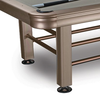 Imperial 8ft Outdoor Pool Table All Weather with Playing Accessories - Gaming Blaze