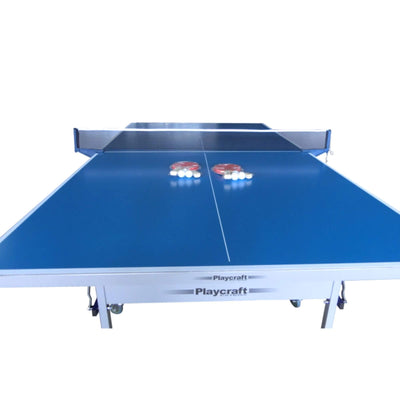 Playcraft Extera Outdoor Weatherproof 9' Table Tennis Table - Gaming Blaze