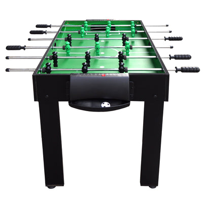 Hathaway Playmaker 3 in 1 Foosball Multi Game Table - Gaming Blaze