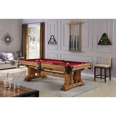 Playcraft Colorado Slate Pool Table with Optional Dining Top - Gaming Blaze