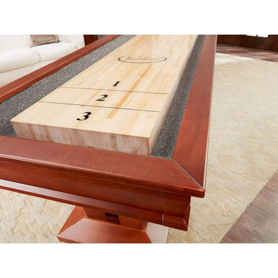 Playcraft Columbia River Pro-Series Shuffleboard Table - Gaming Blaze