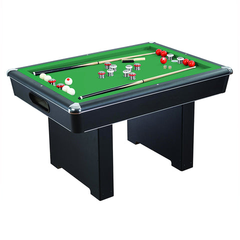 "Hathaway Renegade 54"" Slate Bumper Pool Table - Game Tables"