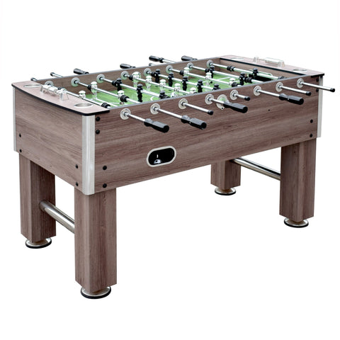 "Hathaway Driftwood 56"" Foosball Table - Game Tables"