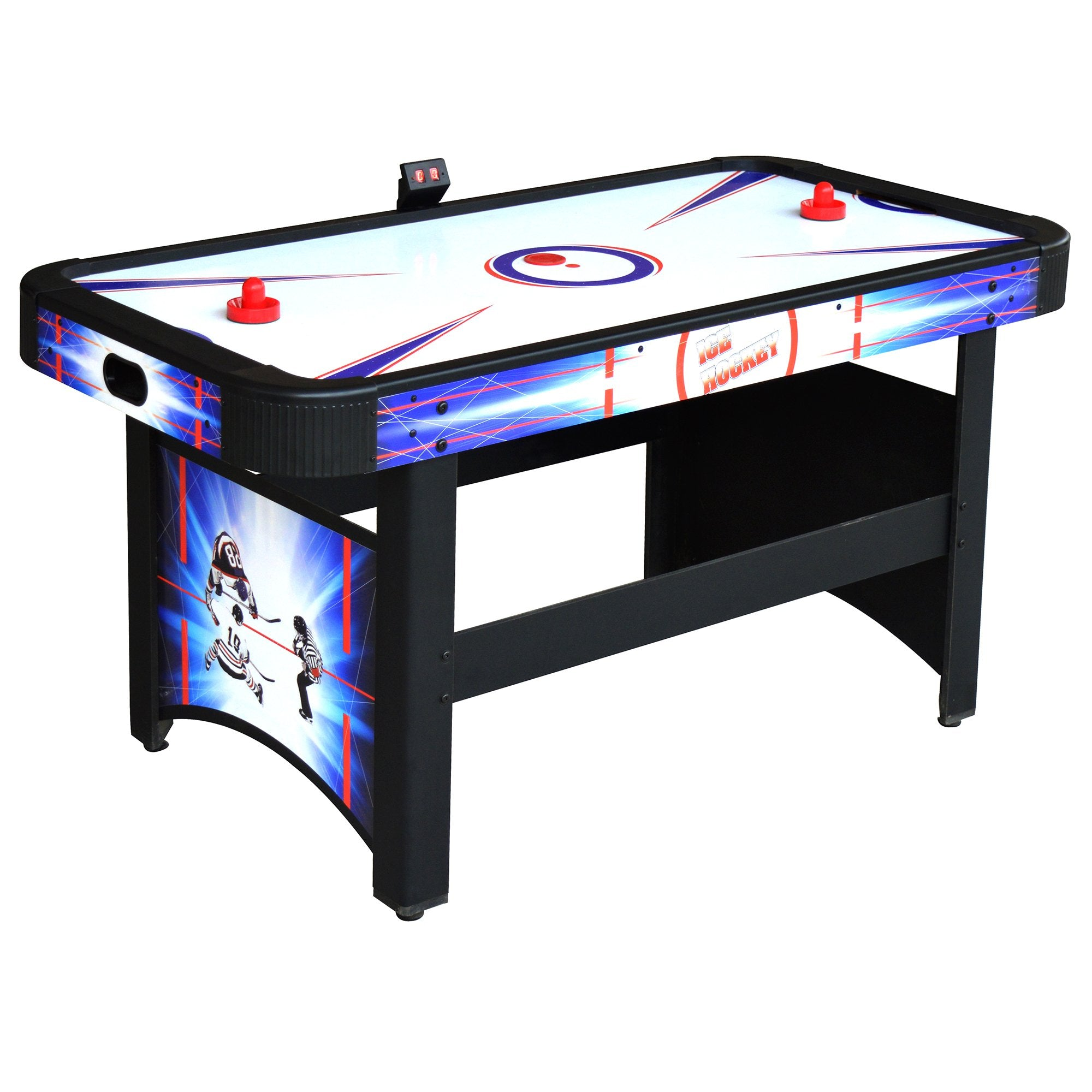 Hathaway Patriot 5ft Air Hockey Table - Gaming Blaze
