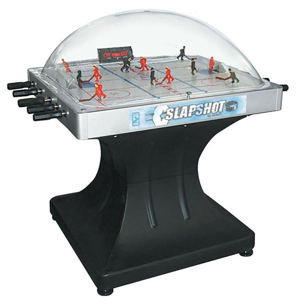 "Shelti Slapshot Bubble Hockey Table Dome 52"" - Gaming Blaze"