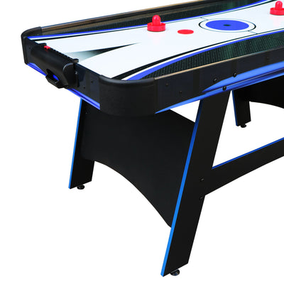 Hathaway Bandit 2 in 1 Multi Game Table 5ft - Gaming Blaze
