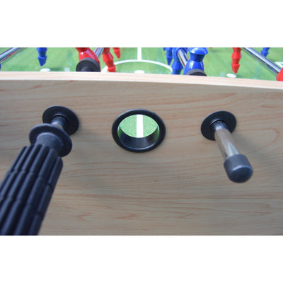 "Hathaway Metropolis 48"" Foosball Table - Gaming Blaze"