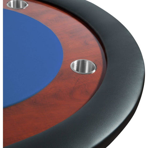 Image of BBO Poker Tables Ultimate Folding Poker Table 10 Person  - Game Tables