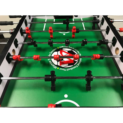 "Warrior Table Soccer Professional Foosball Table 56"" - Gaming Blaze"