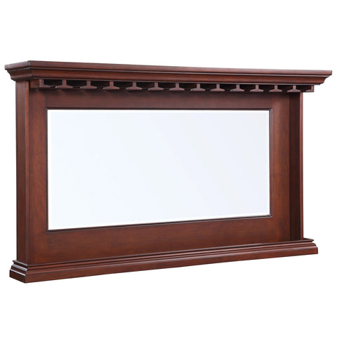 Hathaway Seville Back Bar Mirror - Game Tables