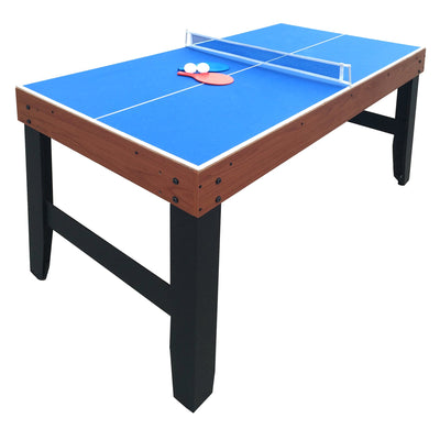 "Hathaway Accelerator 4 in 1 Multi Game Table 54"" - Gaming Blaze"