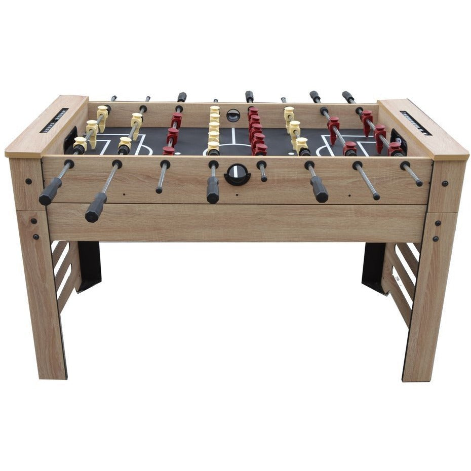 Driftwood Hathaway Madison 54-in 6-in-1 Multi Game Table
